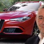 Toti Costanzo Alfa Romeo Stelvio
