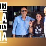Cartolina consegna auto jeep Renegade Famiglia Cilia