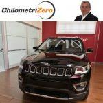Jeep Compass auto chilometri zero